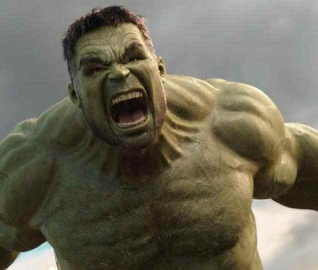 Mark Ruffalo Plays The Incredible Hulk In The Marvel Films
