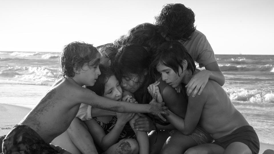 One of the best Black and white movie 2018 Roma