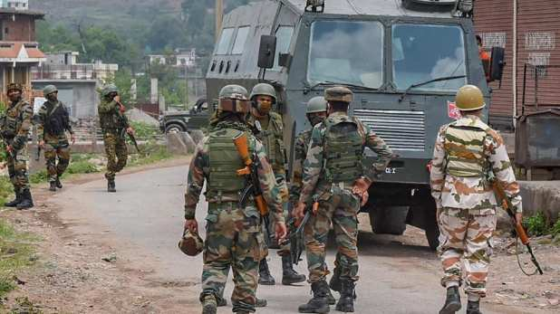 Another terrorist killed in ongoing encounter in J-K's Anantnag - india  news - Hindustan Times