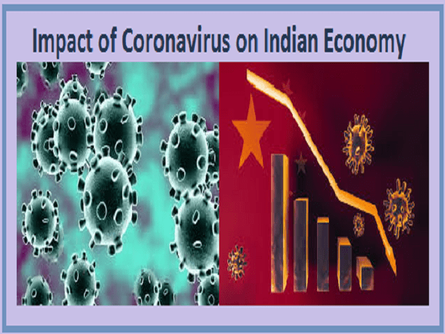 Impac of Coronavirus on Indian Economy