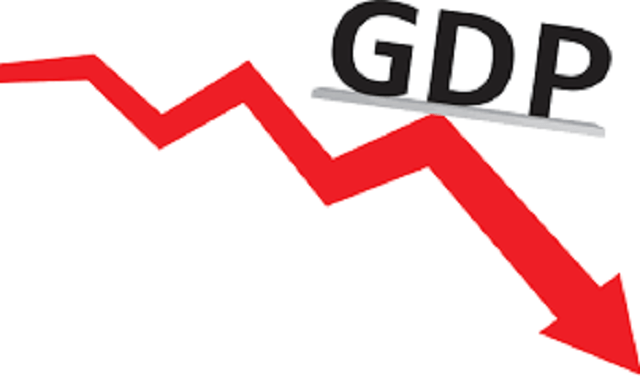 Why is India's Gross Domestic Product falling?