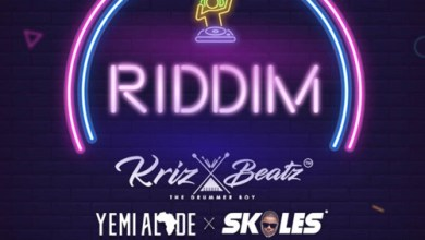 Photo of Krizbeatz – Riddim ft. Yemi Alade & Skales (Prod. by Krizbeatz)