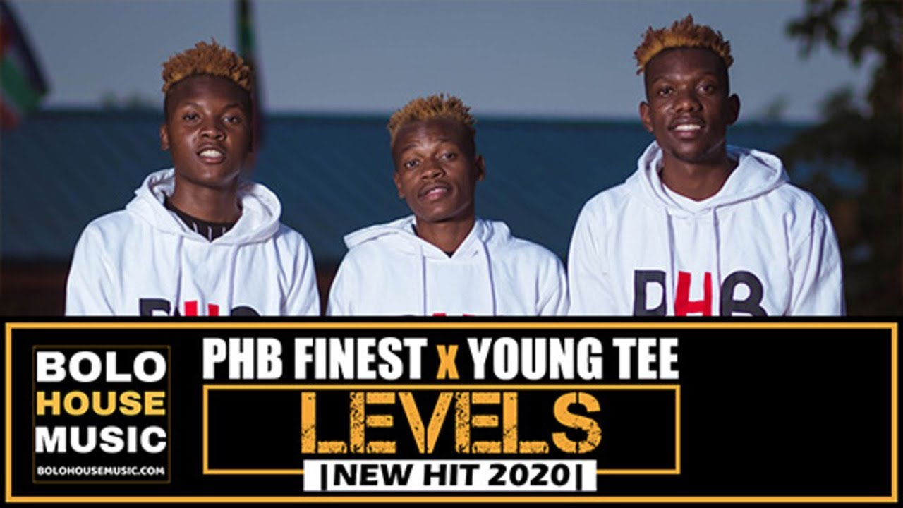 PHB Finest Tee Levels