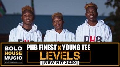 Photo of PHB Finest & Young Tee – Levels