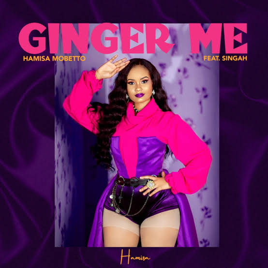 Hamisa Mobetto Ginger Me