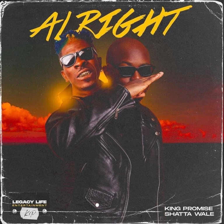 Photo of King Promise – Alright Ft. Shatta Wale