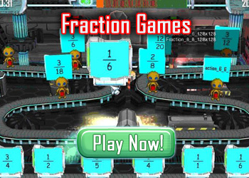 Fraction Games     Interactive Fraction Games for Kids     JumpStart Fraction Games for Kids