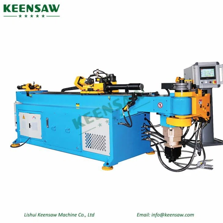 china 5 axis servo diameter cnc tube bender pipe bending machine manufacturers suppliers factory cheap price keensaw