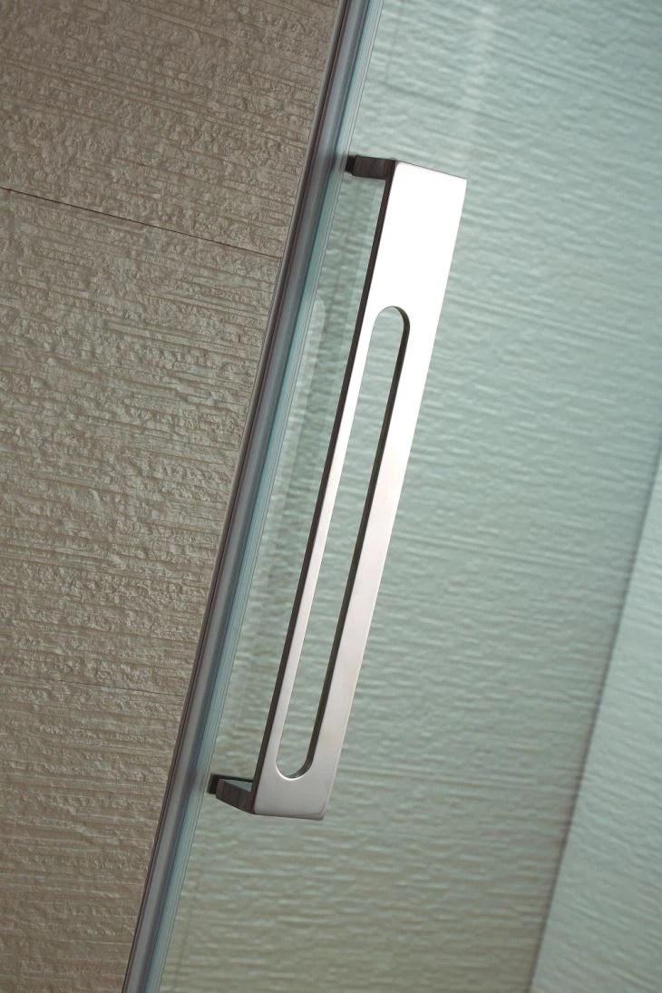 The Best Custom Frameless Neo Angle Shower Enclosure Corner