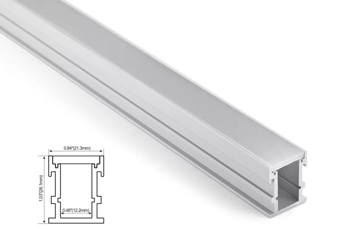 led aluminum profile led linear lighting recessed lights with led strip for indoor decoration ce