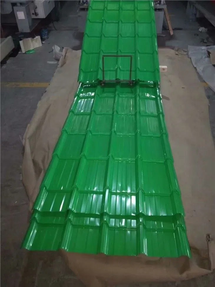 china color steel tile roofing sheet manufacturers suppliers factory direct price boxing