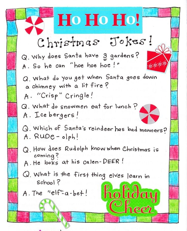 Dirty Christmas Jokes About Santas Elves Xksdfd