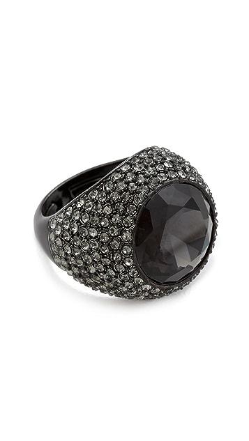 Gemstone Cocktail Ring