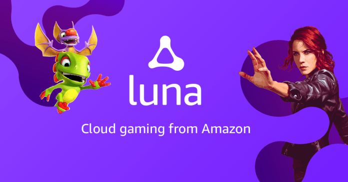 Amazon Luna – Cloud Gaming Subscription Service