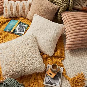 cosy pillows