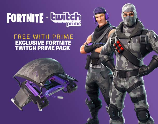 New Twitch Prime Pack Fortnite   Fortnite Best 800 V Buck ...