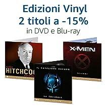 Vinyl 2 titoli = -15%