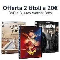 Offerta Warner Bros.: 2 titoli = 20 EUR