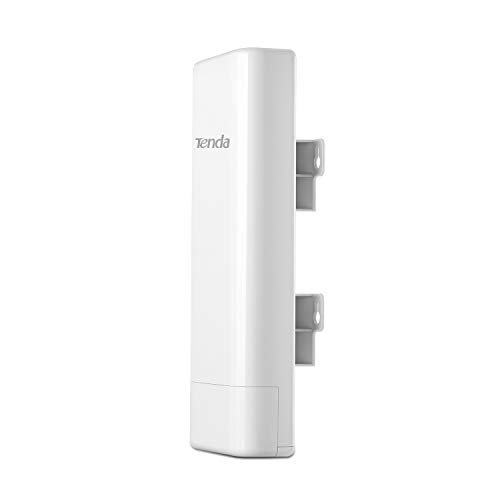 Tenda O3 Outdoor Access Point Esterno Wi-Fi N150 Mbps, 2.4GHz, 2 * 10/100Mbps Ethernet Port, Poe...