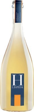 H Lispida Vino bianco frizzante - Castello di Lispida - Colli Euganei- 0.75l - agricoltura naturale - Triple A - cartone 6 bottiglie