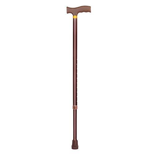 MCP Premium Imported Walking Stick (Brown)