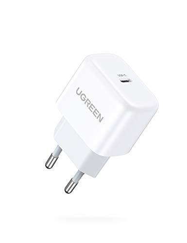 UGREEN Mini Caricatore USB C 20W Caricabatterie PD...