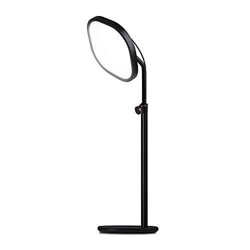 Elgato Key Light Air - Panel LED Profesional con 1400 Lúmenes, Tecnología de Difusión Multicapa,...