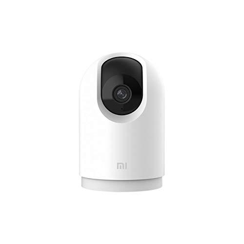 Xiaomi Smart Telecamera IP 2K Pro 1296P 360 Panorama con Gateway Bluetooth 2.4GHz 5GHz WiFi Sicurezza Bambini Casa