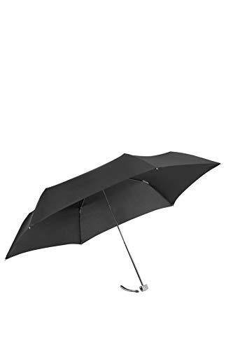 SAMSONITE Rain Pro - 3 Section Manual Ultra Mini Flat Parapluie Pliant, 22...