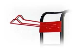 Zusatz Sattelhalter für Döring Sattelcaddy Sattelwagen