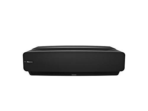 Hisense Smart Laser TV 100L5F con Risoluzione 4K, HDR10, Dolby Atmos, 2700 Lumen di Luminosit