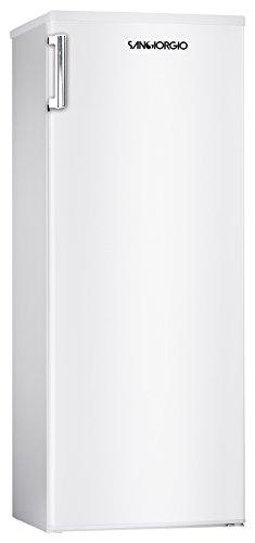 SanGiorgio SF18SW Libera installazione Verticale 160L A+ Bianco congelatore