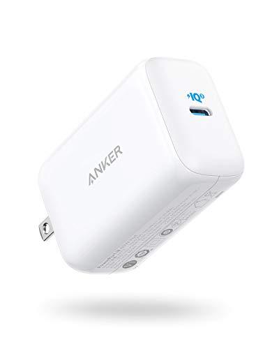 Anker PowerPort III 65W Pod (PD 充電器 USB-C) 【PPS規格対応/PD対応/PowerIQ 3.0 (Gen2) 搭載/PSE技術基...