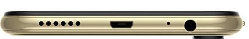 Tecno CAMON i4 (Triple Camera ON DOT Notch); 2GB+32GB Memory (Champagne Gold) 4