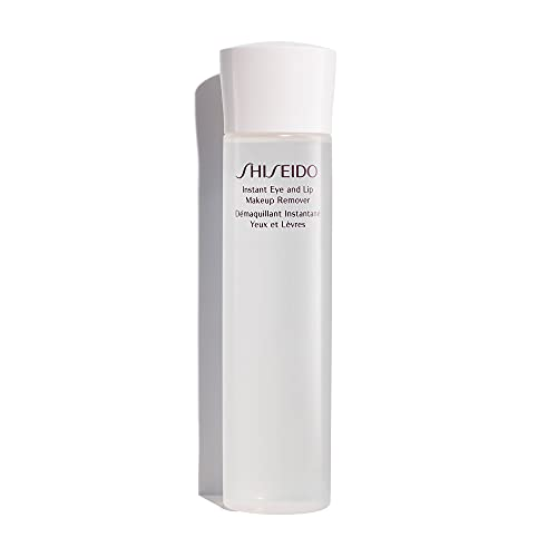 Shiseido The Essentials Instant Eye And Lip Makeup Remover 125 Ml 1 Unidad 1200 g
