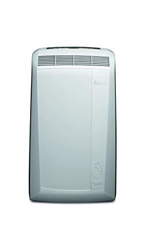 De'Longhi Pac N77 Eco Climatizzatore Portatile Pinguino, 2100 W, plastica, Bianco
