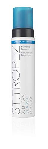 St. Tropez Self Tan Classic Bronzing Mousse, Vegan Self...