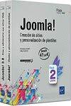 Joomla! - Pack de 2 libros: Creación de sitios y personalización de plantillas