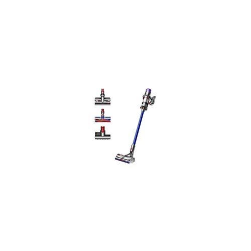Dyson - Aspiradora V11 Absolut Extra, níquel/Azul