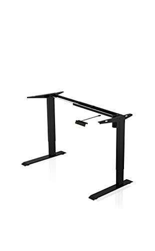 Ikea Elektrisch Höhenverstellbarer Schreibtisch 2021