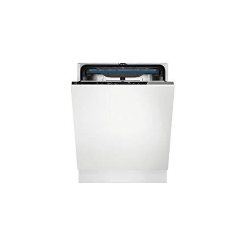 Lave vaisselle encastrable Electrolux EEG48200L - Lave vaisselle tout integrable 60 cm - Classe A++ / 44 decibels - 14 couverts - Tiroir a couvert