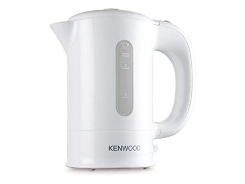Kenwood JKP 250 Reisewasserkocher (650 W, 0,5 l) weiß