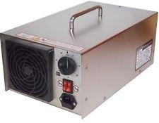 Maccinario Professionale ! Generatore di Ozono in acciaio INOX 10000mg/h 10g con timer per generatore di aria ozono