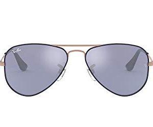 Ray-Ban Rj9506s Aviator Kids Sunglasses 49