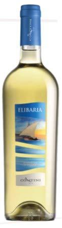 CONTINI Vino bianco VERMENTINO DI GALLURA ELIBARIA BOTT 75 CL - IMBALLO DA 6 BOTTIGLIE DA 75 CL