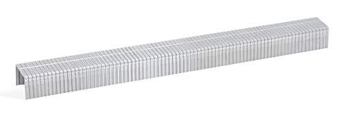 Fermaglio per filo piatto tipo 11 REGUR in alluminio - 5.000 pezzi in lunghezza 11/8 mm - punti...