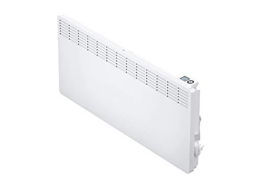 AEG Wandkonvektor WKL 3005 für ca. 30 m², 3000 W, 5-30 °C, wandhängend, LC-Display, Wochentimer, Metall, Ökodesign 2018, 236537