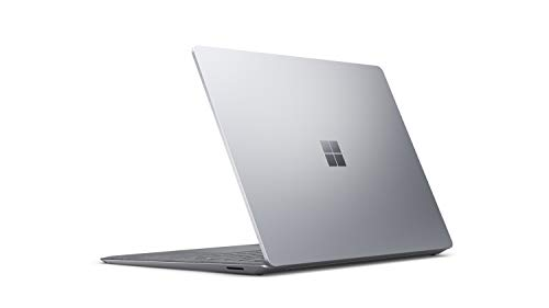"""Microsoft Surface Laptop 3 – 13.5"""" Touch-Screen – Intel Core i5 - 8GB Memory - 128GB Solid State Drive (Latest Model) – Platinum with Alcantara 7"""