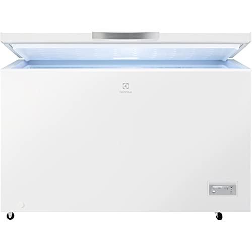 Electrolux LCB3LF38W0 Congelatore orizzontale 371 lt con sistema LowFrost e funzione FastFreeze, illuminato a led
