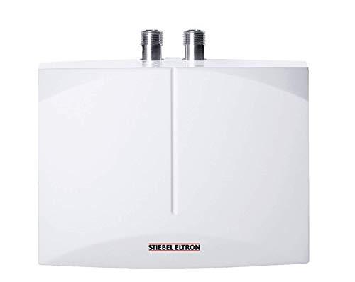 Stiebel Eltron 185411 DNM 3 hydrauschlicher, druckloser Mini-Durchlauferhitzer, 3.5 W, 230 V, weiß, 3,5 kW